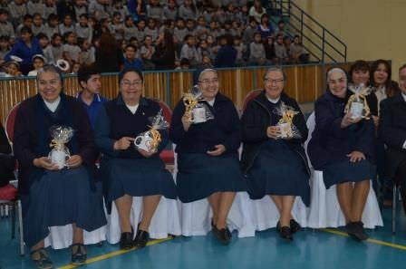 Acto Celebración de la renovación de votos de las Hijas de la Caridad